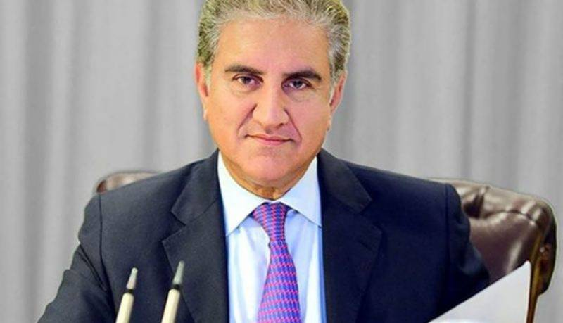India trying to distract attention of its people by expelling Pakistani diplomats after battering in Ladakh: FM Qureshi