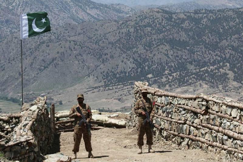Two Pakistani soldiers injured in terrorist attack in North Waziristan