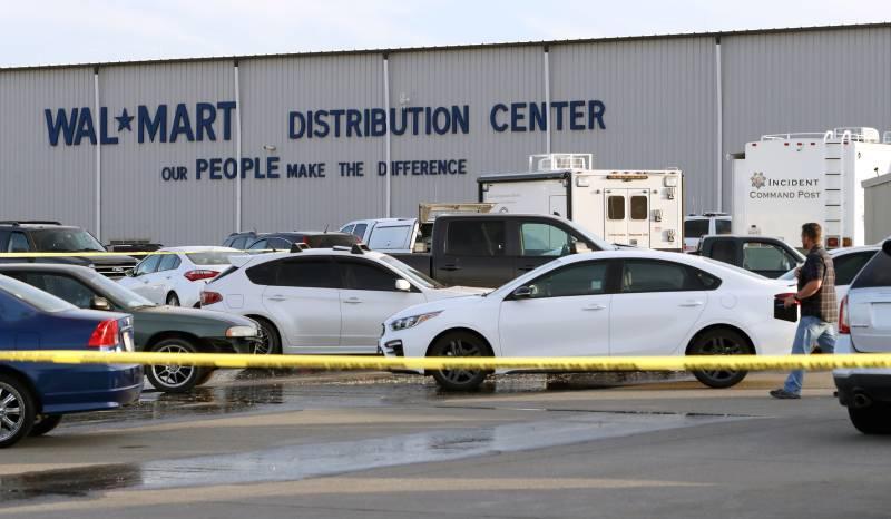 2 killed in Walmart shooting, confirm California police