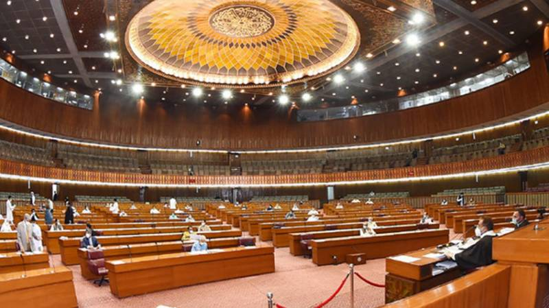 NA passes Finance Bill 2020 despite opposition's criticism