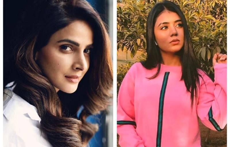 Saba Qamar comes out in support of TikTok star Areeka Haq