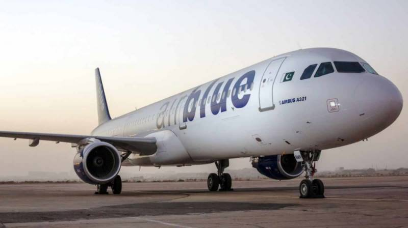 Airblue grounded two pilots, 1 Captain, First Officer over 'dubious licenses'