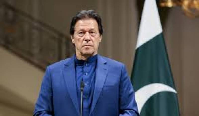 PM Imran urges world leadership to stop India from further usurping legal rights of Kashmiris
