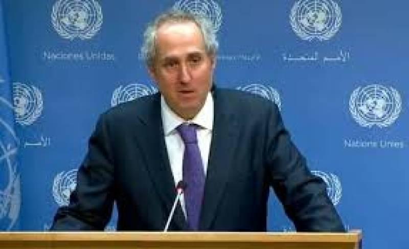 UN strongly condemns terrorist attack on PSX in Karachi