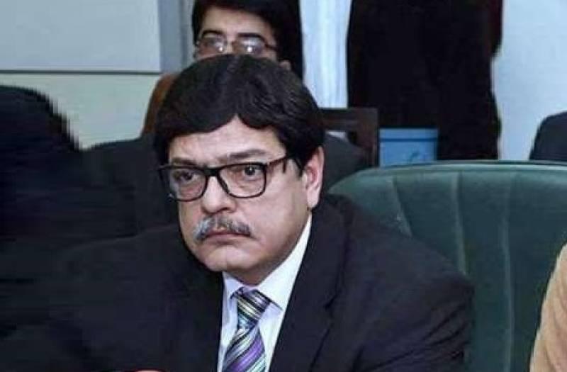 Azam Suleman sworn in as Ombudsman Punjab