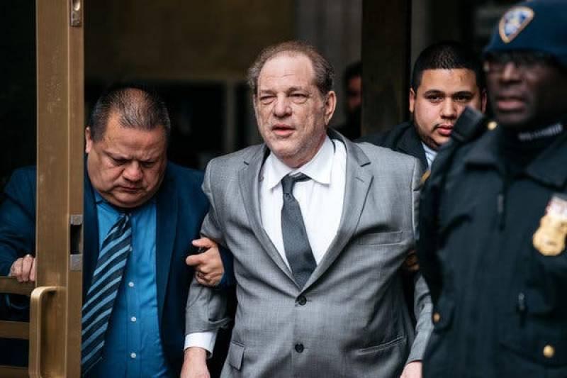 New York attorney general reaches $19m settlement in Harvey Weinstein lawsuits