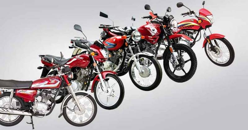 Honda raises prices of bikes in Pakistan