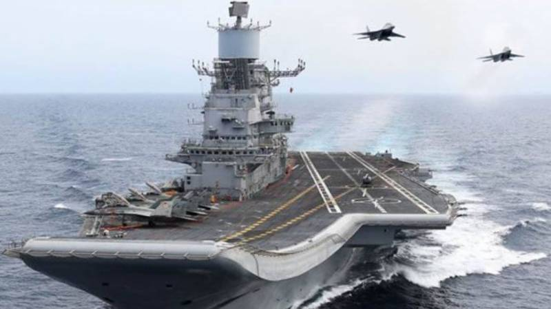 India's falling aspiration for aircraft carriers
