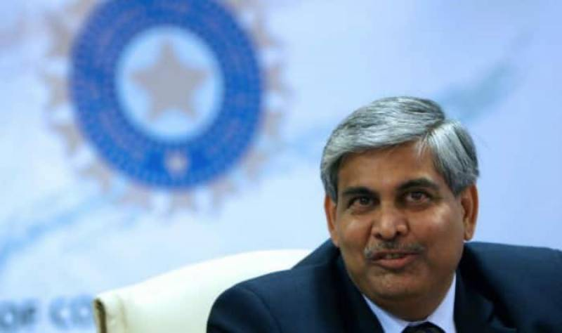 India's Shashank Manohar steps down as ICC chairman