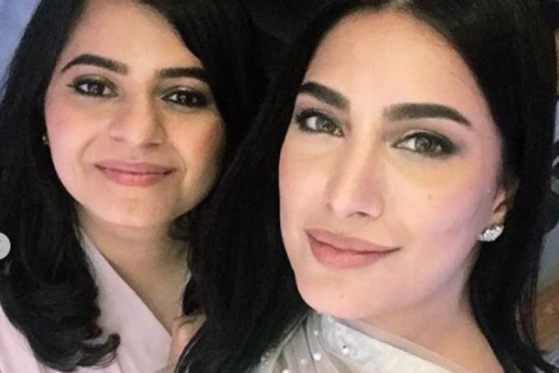 Mehwish Hayat writes a heartwarming birthday wish for filmmaker Uzma Zakaria