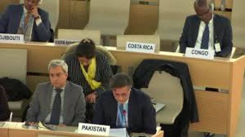 Pakistan calls upon UN to take note of rising HR abuses in IOJ&K