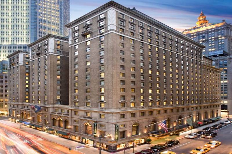 Pakistan decides against selling off PIA's Roosevelt Hotel in New York
