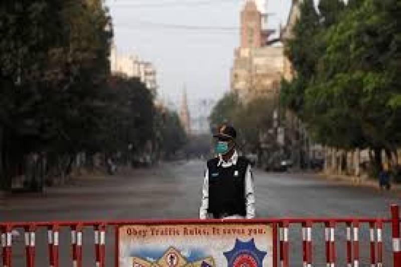 Sindh extends smart lockdown till July 15