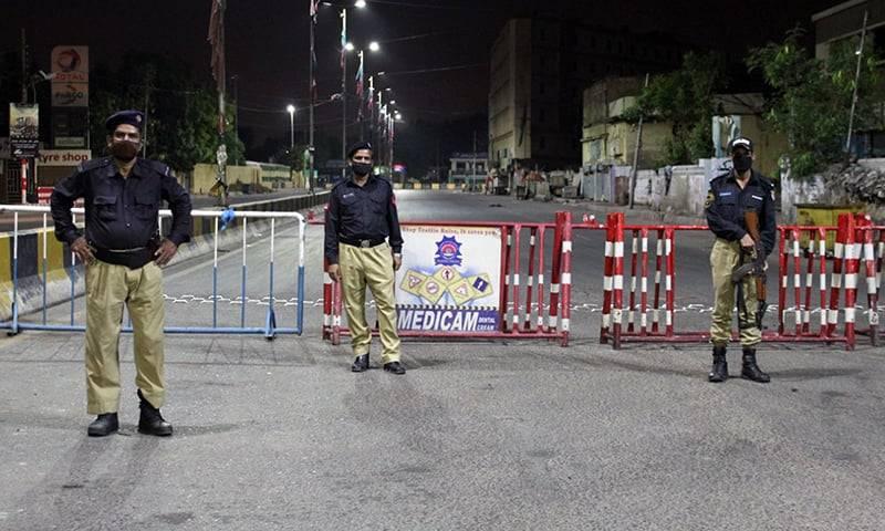 Three more police officers die of coronavirus in Sindh