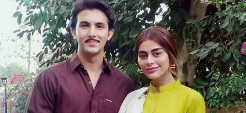 Shahroz, Sadaf Sabzwari to work together in an upcoming Eid telefilm