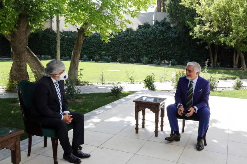 Afghanistan's Abdullah Abdullah likely to visit Pakistan