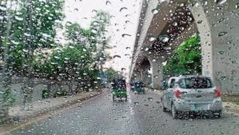 Rain/wind-thundershowers expected in parts of country