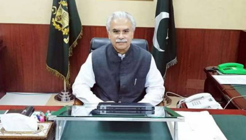 PM's special aide on Health Dr Zafar Mirza contracts coronavirus