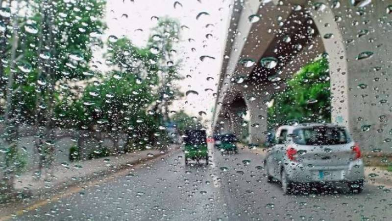Rain, wind thundershowers forecast for most parts of Pakistan