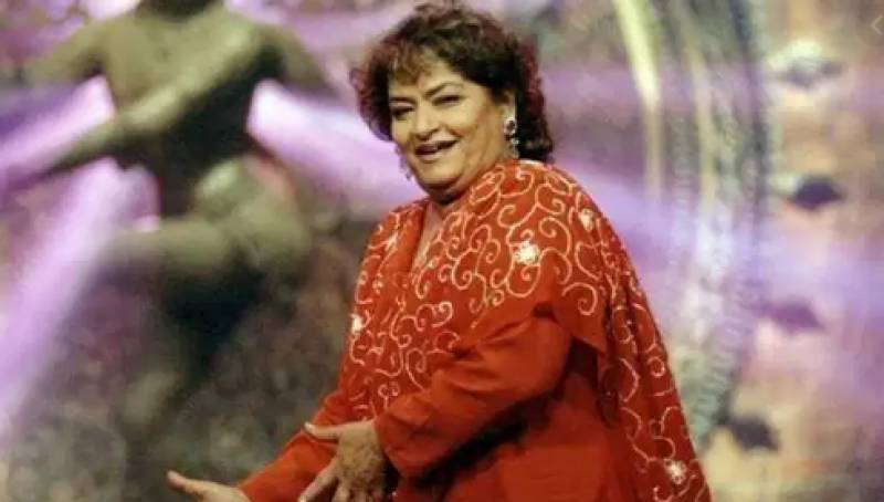 Saroj Khan's family lived in Pakistan before the partition
