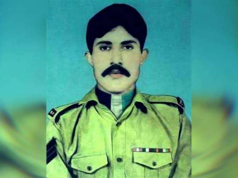 21st martyrdom anniversary of Havaldar Lalak Jan Shaheed being observed today