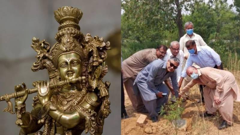 Pakistani court declares petitions against Hindu temple construction ineffective