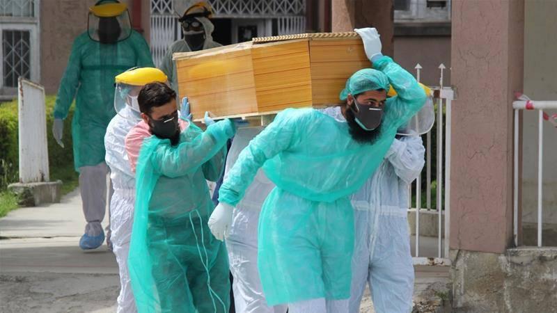 Another doctor dies of coronavirus in KP