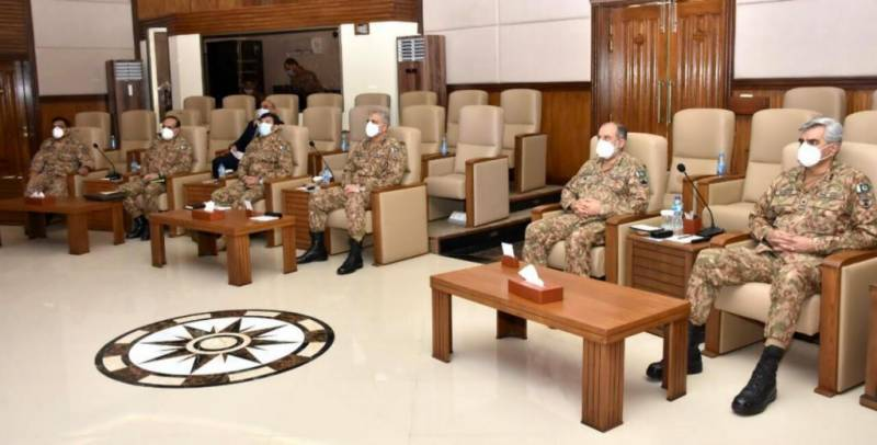 COAS Bajwa hails improved security situation in tribal districts