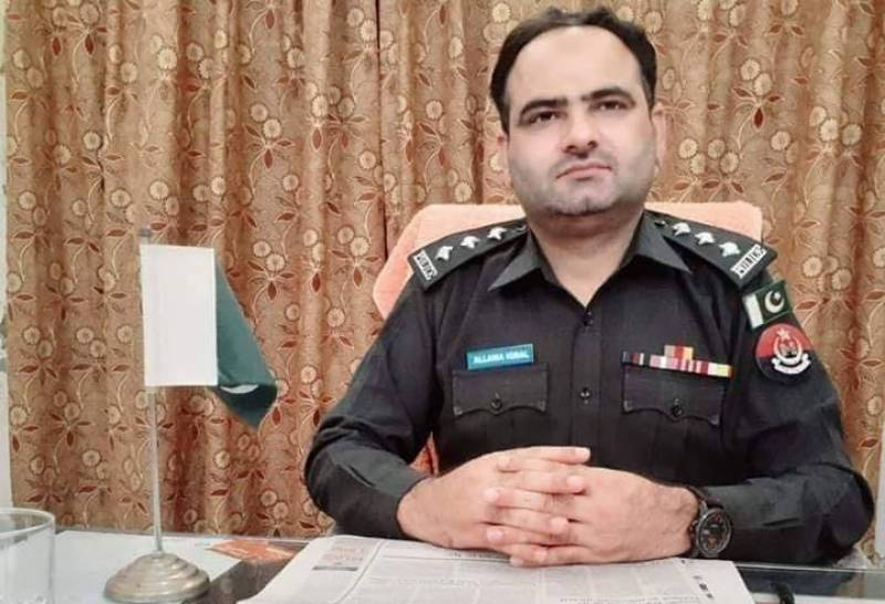 DSP Allama Iqbal martyred, two constables injured in Swabi encounter