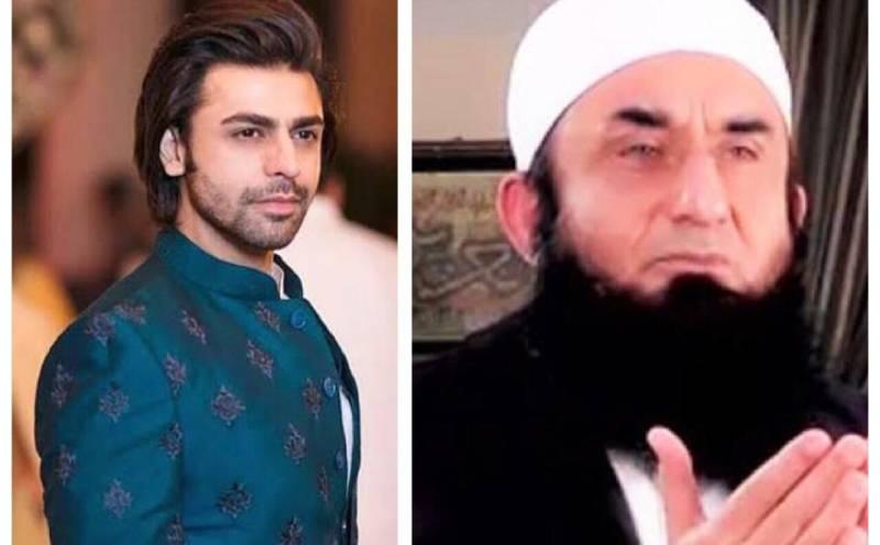 Farhan Saeed pays tribute to Maulana Tariq Jameel