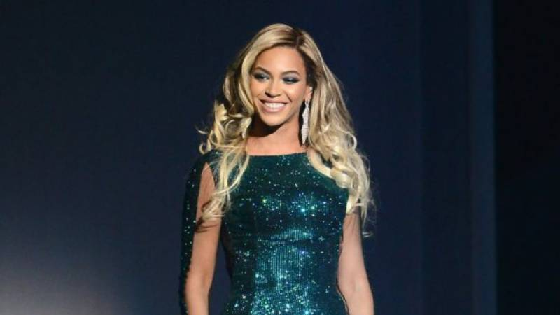 Beyonce is an Italian, not African-American, US politician claims