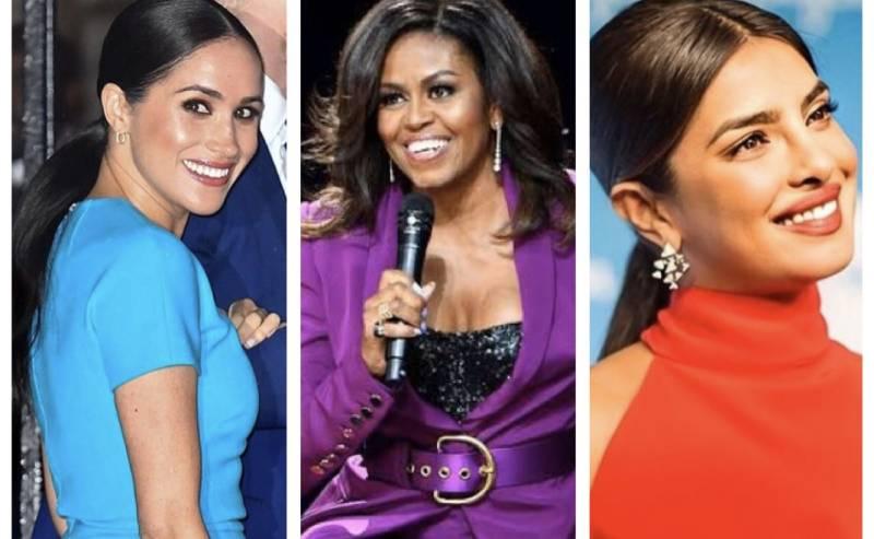 Meghan Markle, Priyanka Chopra, Michelle Obama to speak at UN's digital Girl Up Leadership Summit