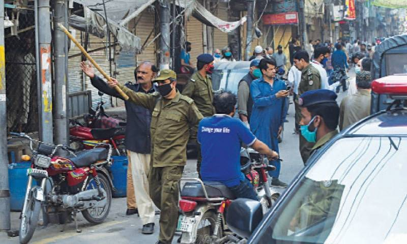 Punjab imposes smart lockdown in several areas of 7 citiestill July 24