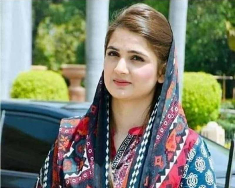 Punjab's youngest MPA Sania Ashiq tests positive for coronavirus