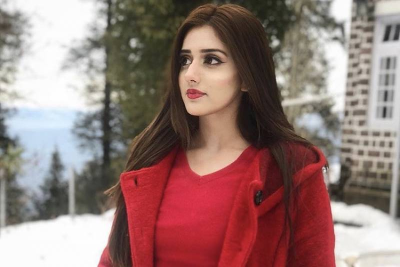 TikTok star Jannat Mirza's first song to release today