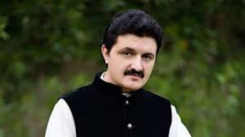 Ajmal Wazir removed as KP CM's adviser on information on corruption charges