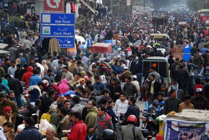 Pakistan's population is likely to be doubled by 2050