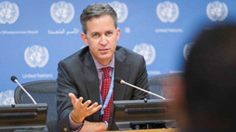 UN criticize India for its restrictions on Internet in IOJ&K