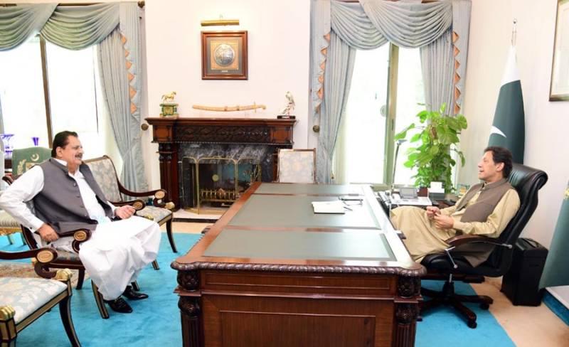 Housing minister Tariq Basheer Cheema tests positive for coronavirus
