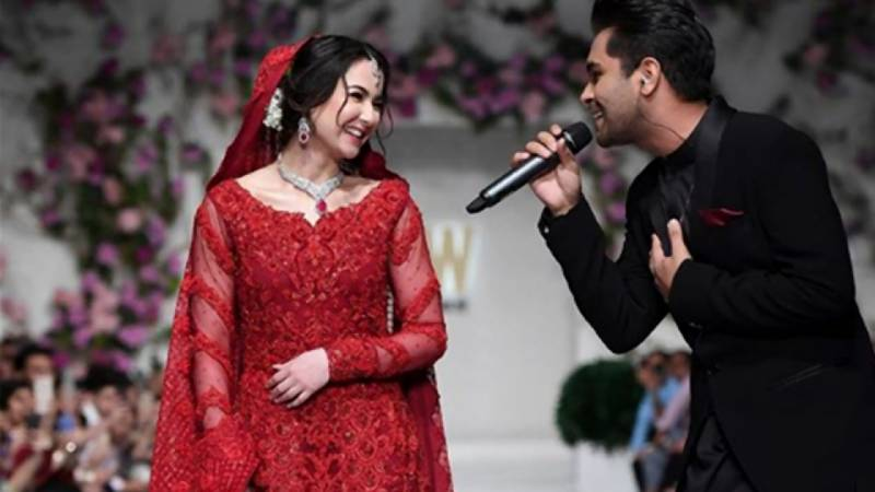 Hania Aamir reveals she's not in a relationship with Asim Azhar