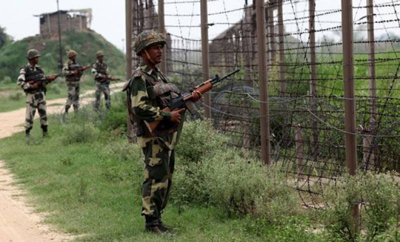 Pakistan conveys protest to India over ceasefire violations along LoC