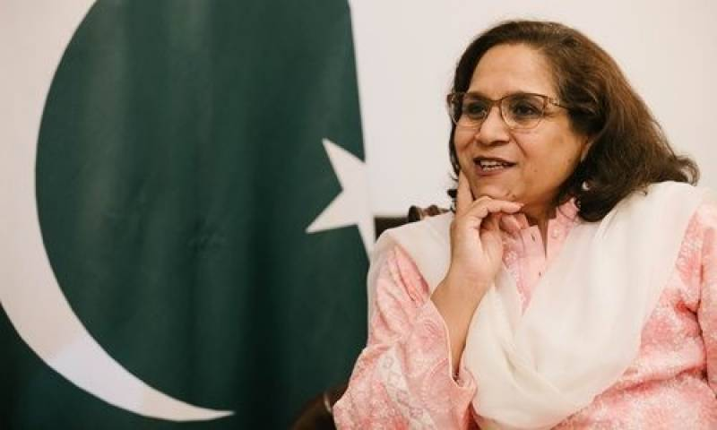 Pakistani Ambassador Naghmana Hashmi leaves China ahead of retirement