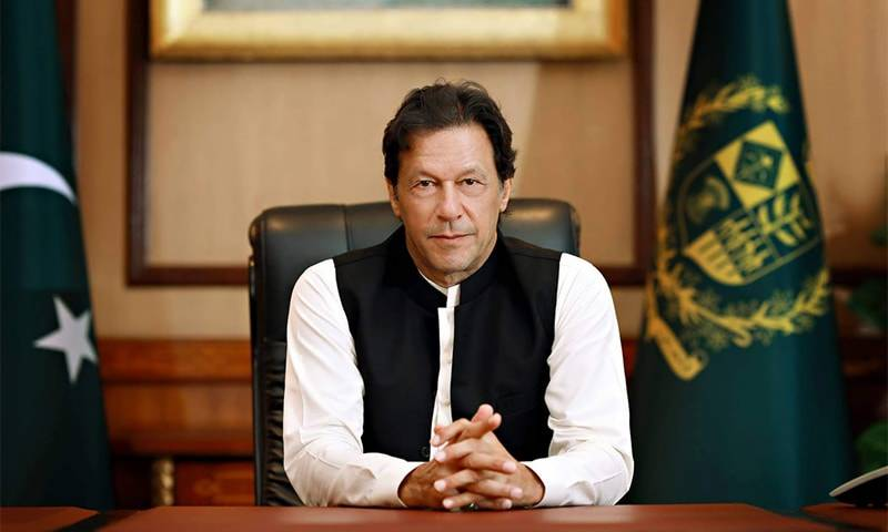 PM Imran reaffirms Pakistan's unwavering commitment for Kashmir cause for their just right to self-determination