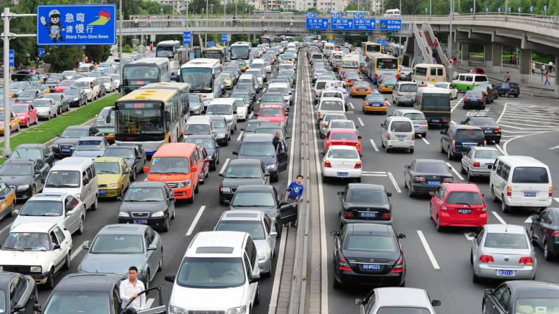 China has 440 million licensed drivers