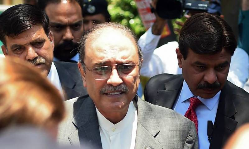 Asif Zardari summoned in Thatha Water Supply reference case