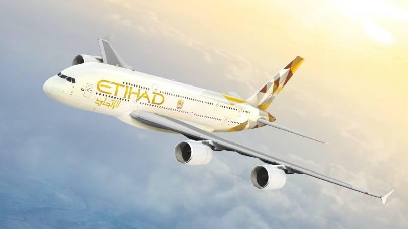 Etihad Airways to resume flightsfromPakistantoAbu Dhabi