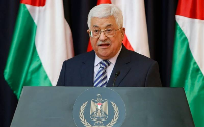 Palestinians ready to resume peace talks if Israel stops annexation plan, says Abbas