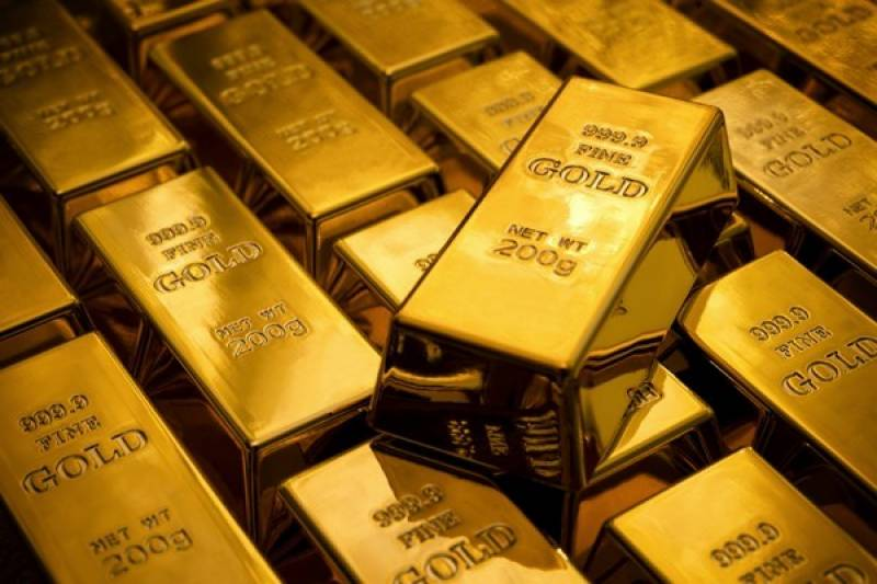 Gold prices hit new high of Rs109,350
