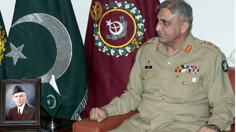 Pakistan Army chief offers help to Italy in fight against COVID-19
