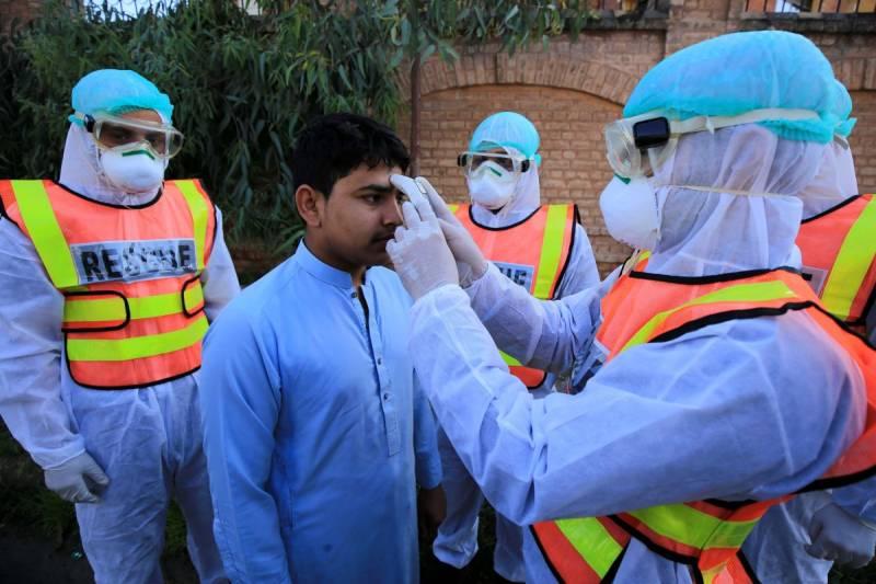 Pakistan minister tells reason behind reduction in coronavirus cases